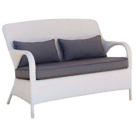 divani rattan sintetico divano outdoor bianco rattan sintetico mobili provenzali