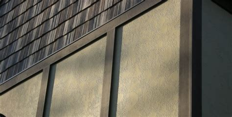 Faux Stucco Siding Why Choose Stucco Siding Panels Sidingmagazine