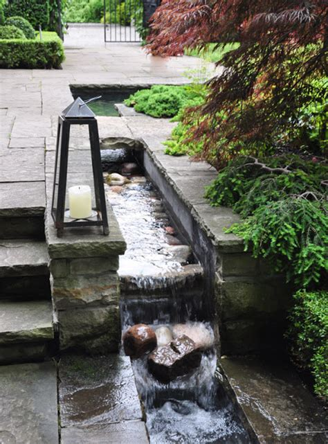 Three Dogs In A Garden Pin Ideas Small Water Features Water Feature Ideas For Small Gardens