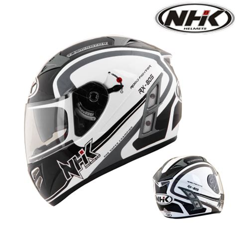 Helm Nhk R6 Solid 1 Visor spesifikasi nhk terminator solid spesifikasi nhk