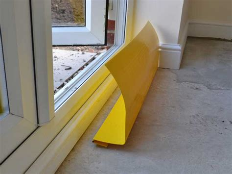 patio door protection patio cill protector ockwells