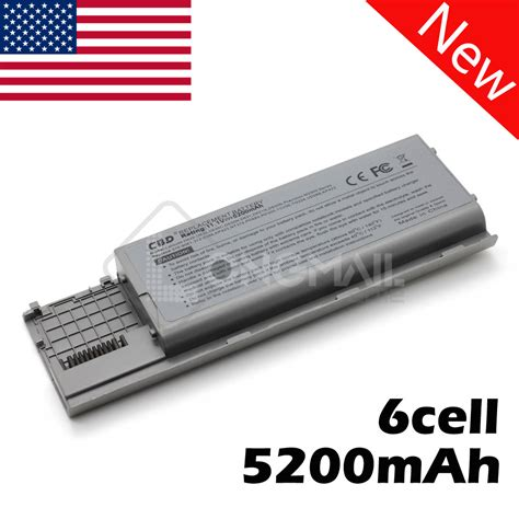 Baterai Dell Latitude D620 D630 D630c D630n D631 D631n D830n 2 new 6cell replacement battery for dell latitude pc764 tc030 d620 d630 d630c d631 ebay