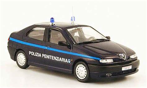 pego car alfa romeo 146 penitenziaria pego diecast model car
