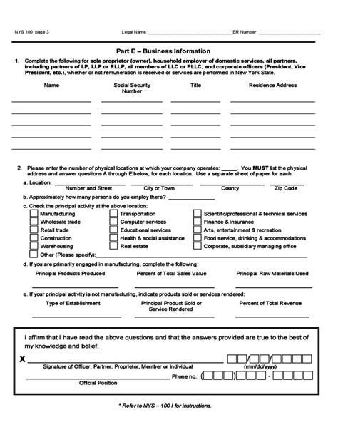 Ny Unemployment Office by Unemployment Insurance Form New York Free