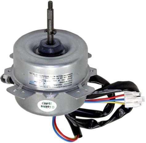 heat fan motor lg heat outdoor unit fan motor asuh fhp fi