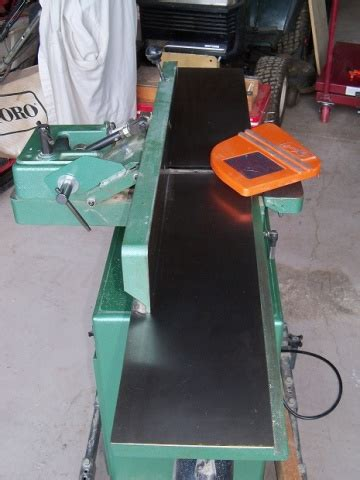 good deal  grizzly  gz jointer woodworking talk