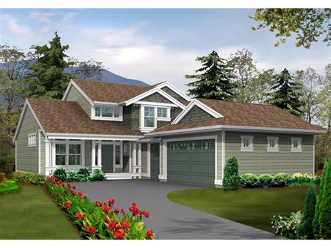 craftsman house plans with side entry garage calshot arts and crafts home plan 071d 0046 house plans and more