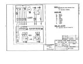 panel wiring diagram