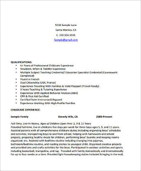 Child Care Assistant Resume Sample – Child Care Assistant Resume Sample   Website Resume Cover