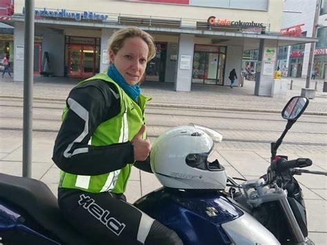 Motorrad Fahrschule Ausr Stung by Motorrad Fahrschule Dresden Bestanden 2015