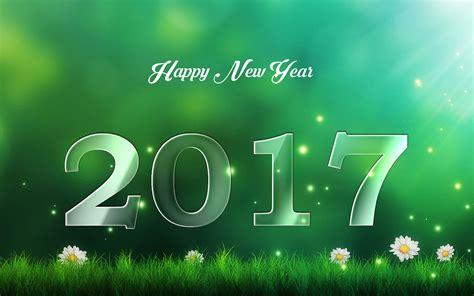 premium 2017 happy new year wallpapers
