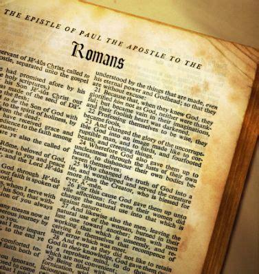The Book Of Paul romans