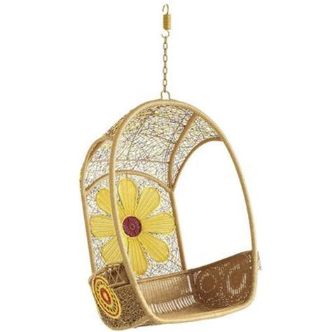 pier one imports swing chair daisies chairs and swings on pinterest