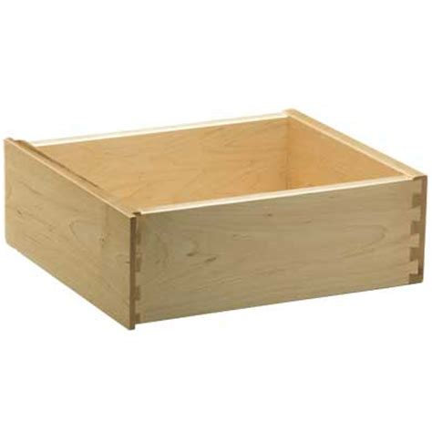 lipped dovetail 3 8 quot bottom drawer boxes decore