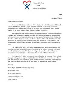 Sponsorship Letter For Charity Walk Corporate Sponsorship Request Letter