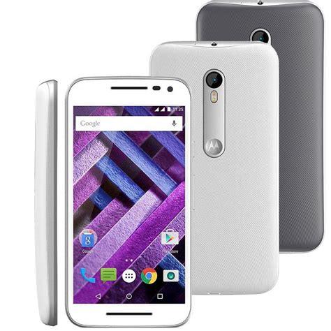 Evas Ram 2gb smartphone moto g 3 170 gera 231 227 o turbo xt1556 branco 16gb tela de 5 dual chip android 5 1