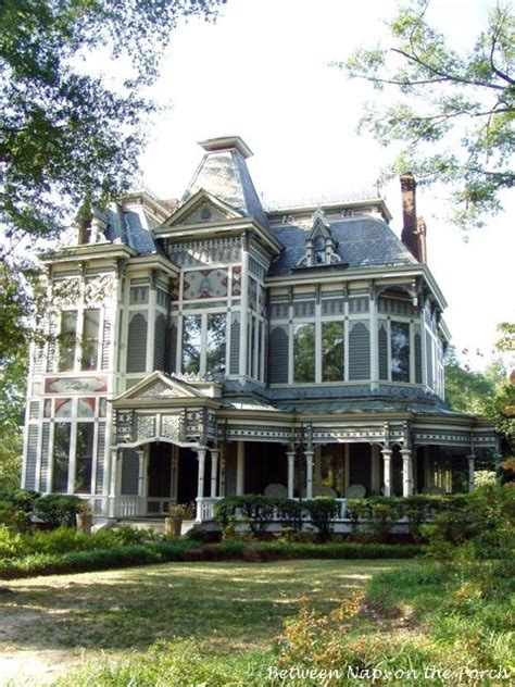 Shed Style Architecture by Tour A Beautiful Historic Victorian Home In Newnan Georgia