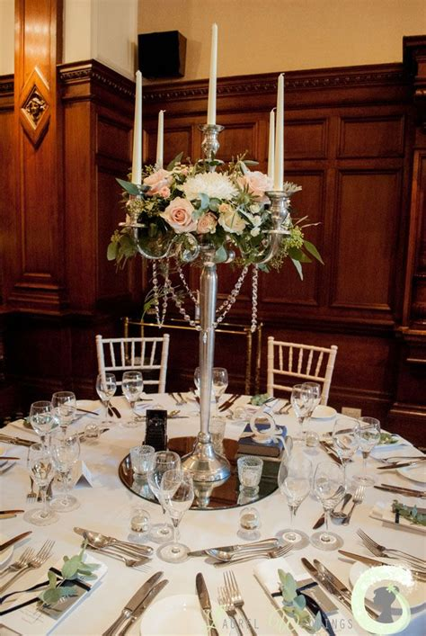 candelabra for wedding centerpiece best 25 candelabra wedding centerpieces ideas on