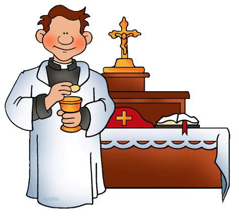 catholic clipart catholic priest clipart