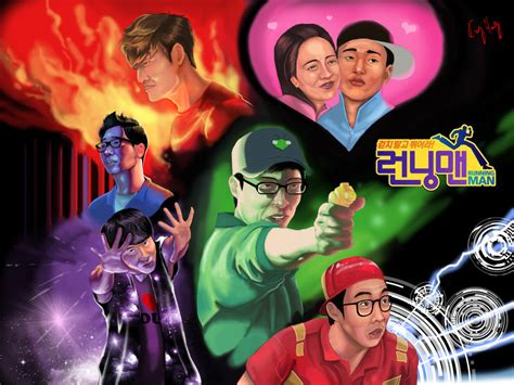 running man android wallpaper running man by ky2 on deviantart
