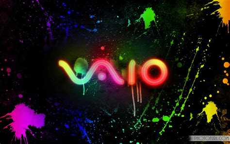 desktop themes for sony vaio sony vaio colorful wallpapers free wallpapers