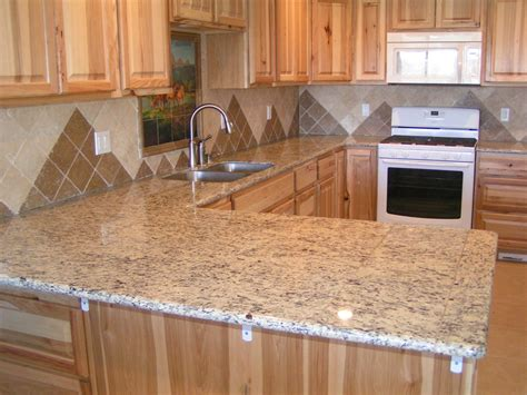 kitchens with granite countertops diy countertop options granite tile countertop