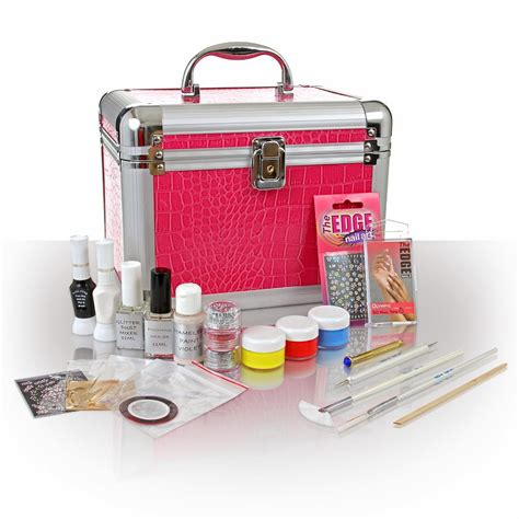 effect nail design kit nails complete your own nail art kit kstylick latest