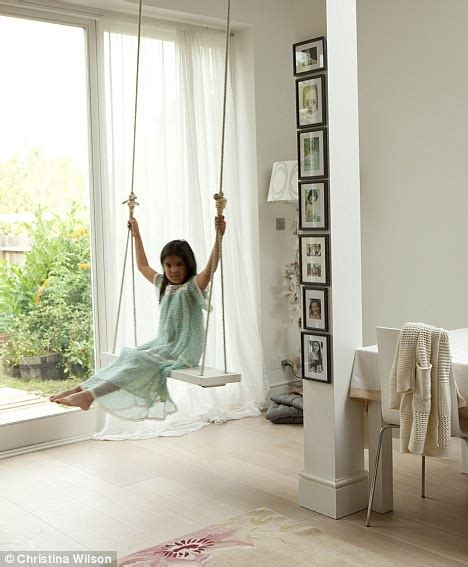 swings for inside the house interiors licence to chill daily mail online