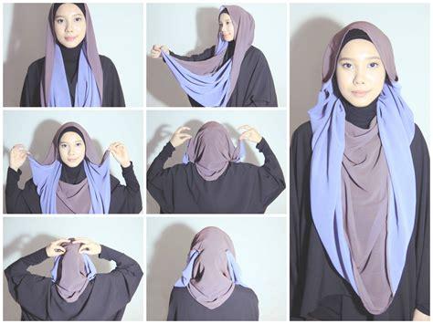 tutorial jilbab segi empat ala zaskia sungkar tutorial hijab ala zaskia sungkar hijab terlengkap