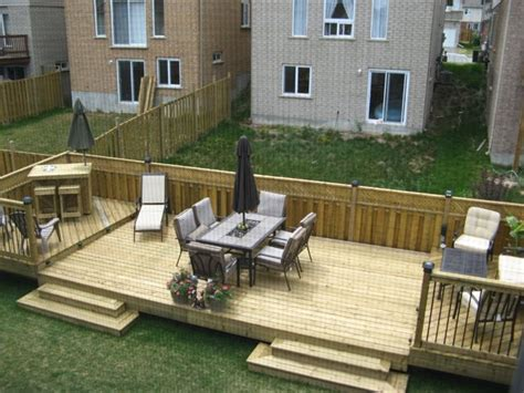 deck and patio designs flat decks and small back yard patio designs with deck