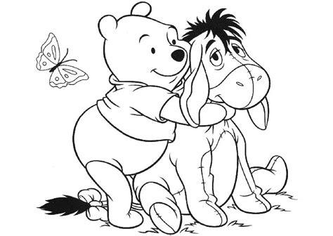 winnie pooh para pintar az dibujos para colorear dibujos de winnie the pooh para colorear fotos de winnie