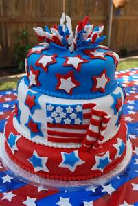 southern blue celebrations 4th of july cakes cookies