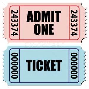 admit one ticket vector illustration 169 cihan demirok