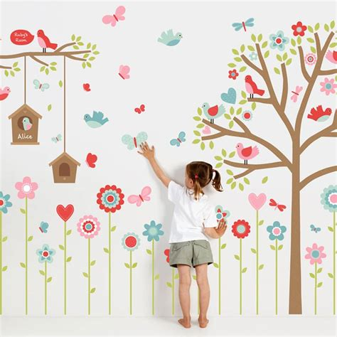 wall stickers for kids bedrooms wall stickers nursery stickers wall decals tinyme
