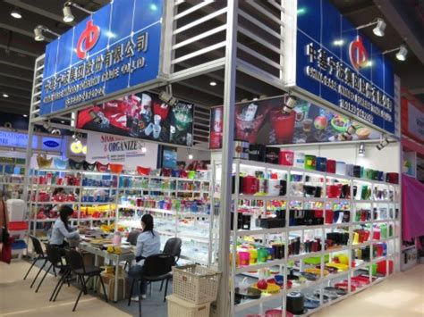 Plastic Housewares and Plastic Products in Canton Fair