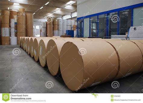 paper and pulp mill stock paper and pulp mill paper stock stock image image 9582983