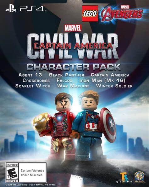 imagenes de iron man que se muevan lego marvel vengadores recibe su pack de civil war