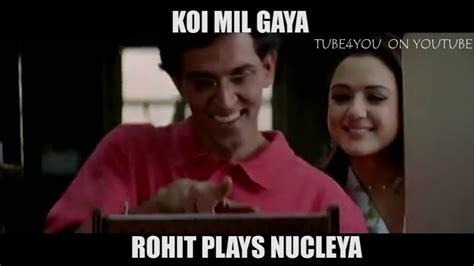 hrithik roshan jadoo funny koi mil gaya scene hrithik roshan calling jadoo