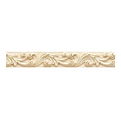 Decorative Wood Trim Moulding by Decorative Wood Moulding Carving Insert Acanthus