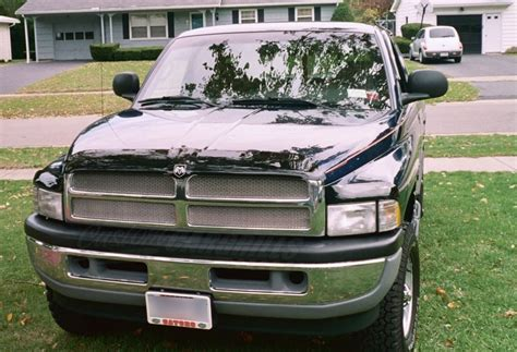 ram truck grills custom grill mesh kits for dodge vehicles by