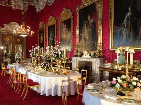 Palace Dining Room by Buckingham Palace The Dining Room Home Is Where The