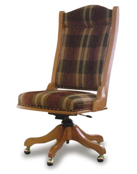 Amish Desk Chair by Amish Office Side Chair Amish Office Furniture