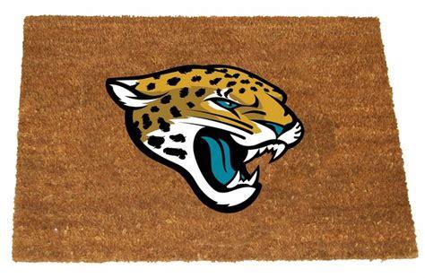 what are the jacksonville jaguars colors jacksonville jaguars color exterior doormat
