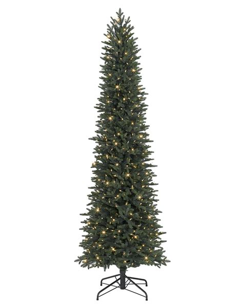 ultra slim pencil christmas tree pencil artificial tree treetopia uk