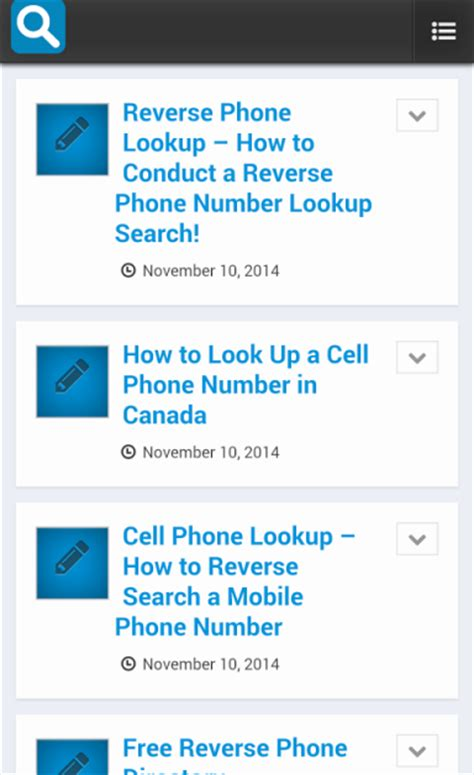 Phone Lookup Ca Phone Lookup Apk For Android Aptoide