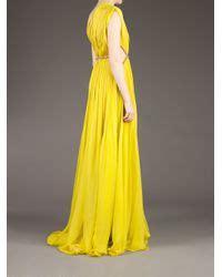 Keshia Dress Yellow lyst lucia hohan keisha dress in yellow