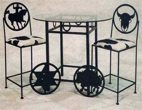 western bar stools wrought iron frontier western bar stools kitchen counter