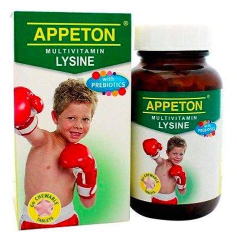Appeton 60 Plus Appeton Multivitamin Lysine With Pre End 1 28 2017 6 15 Pm