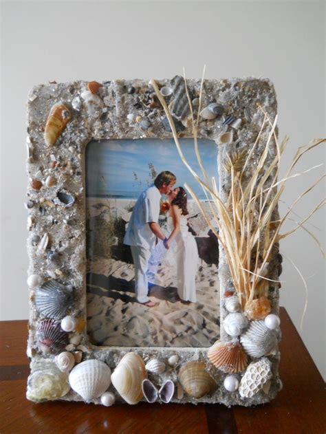 Sea Shell Badezimmer by 25 Best Ideas About Picture Frame Table On 3