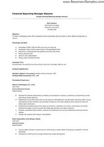 Financial Reporting Manager Sle Resume by Best Photos Of Sle Financial Minutes Sle Meeting Minutes Forms Church Meeting Minutes